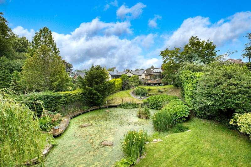 4 Bedrooms Detached Bungalow for sale in Bates Lane, Tanworth-in-Arden, Solihull, B94