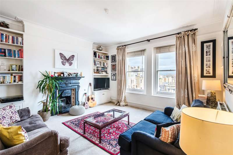 2 Bedrooms Flat for sale in Churchfield Mansions, 321-345 New Kings Road, London, SW6