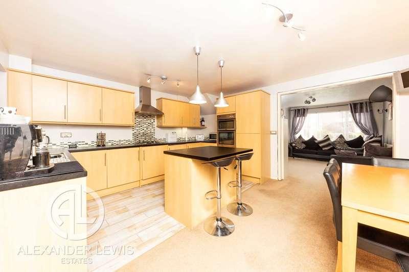 3 Bedrooms Terraced House for sale in Howard Drive, Letchworth Garden City, SG6 2DE