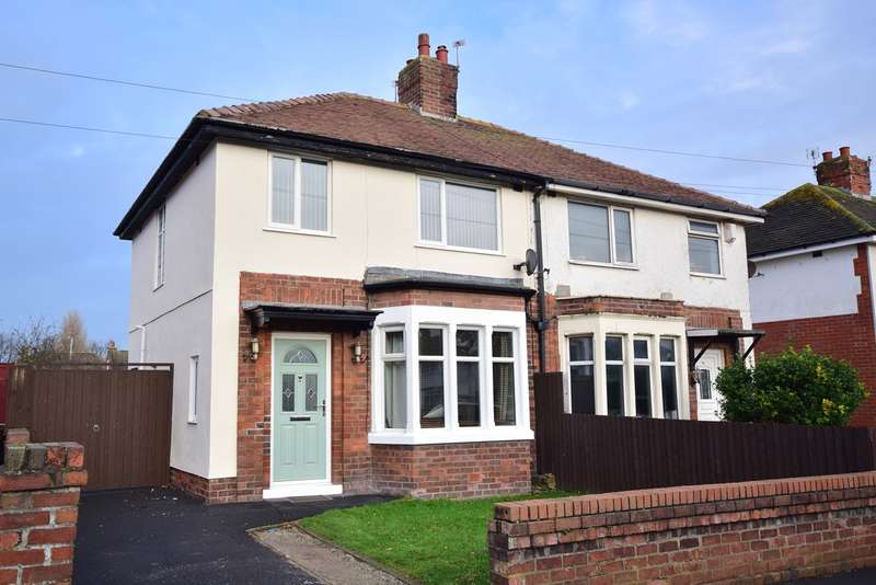 3 Bedrooms Semi Detached House for sale in Birkdale Avenue, Lytham St Annes, FY8