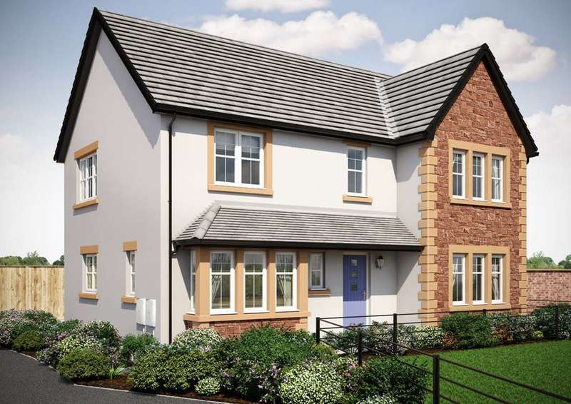 4 Bedrooms Detached House for sale in Plot 13, The Douglas, Brockley Bank, Plumpton, Penrith, CA11