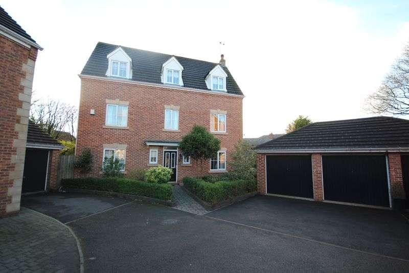 5 Bedrooms Property for sale in BIGGINS GARDENS, Hopwood, Heywood OL10 2WF