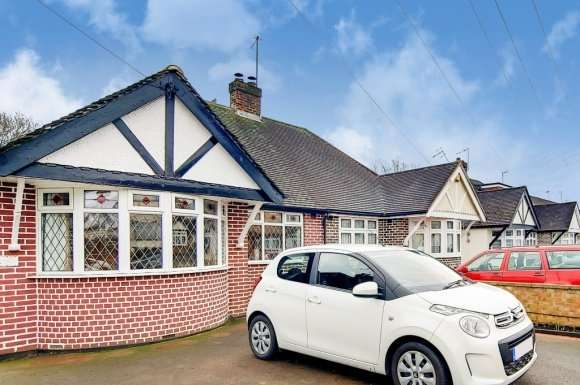 3 Bedrooms Bungalow for sale in Woodmere Avenue, Nth Wat, Watford, WD24