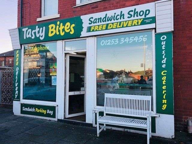 Property for sale in Tasty Bites, 473 St. Annes Road, Blackpool, FY4