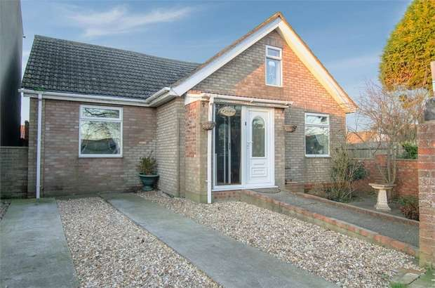 3 Bedrooms Detached Bungalow for sale in Seaholme Road, Mablethorpe, Lincolnshire