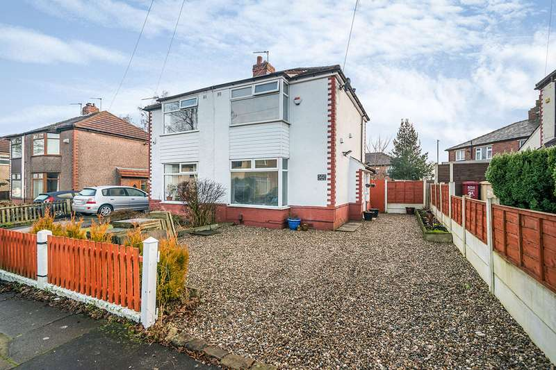 2 Bedrooms Semi Detached House for sale in Broadway, Farnworth, Bolton, Greater Manchester, BL4