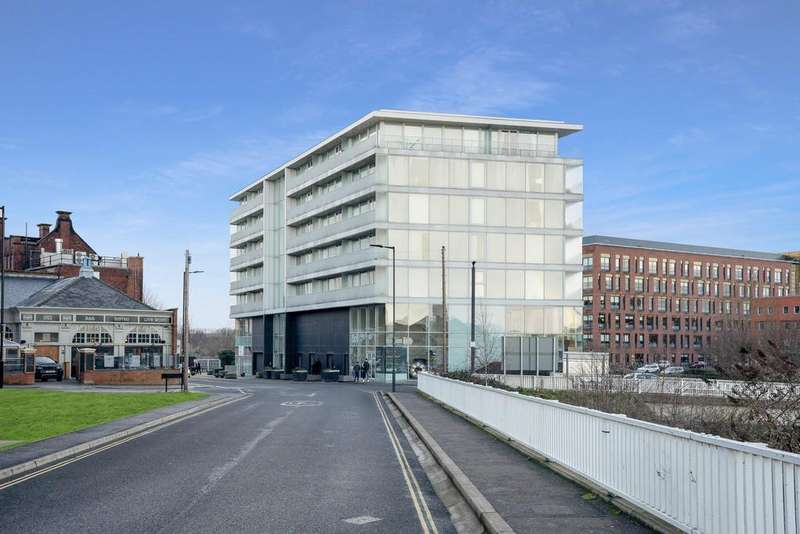 2 Bedrooms Apartment Flat for sale in Keppel Wharf, Market Street, Rotherham, South Yorkshire, S60