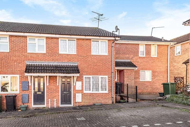 2 Bedrooms Terraced House for sale in Chantry Mews, Hatch Warren, Basingstoke, RG22