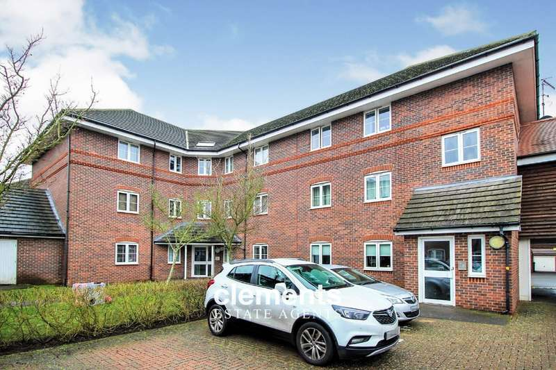 2 Bedrooms Flat for sale in Hunton Bridge, Kings Langley