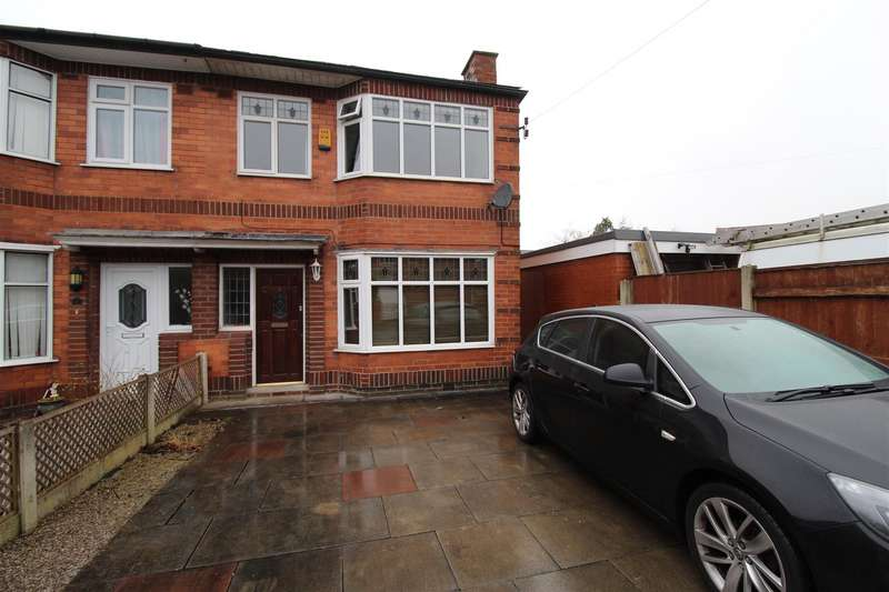 3 Bedrooms Semi Detached House for sale in Inglewhite Place, Swinley, Wigan