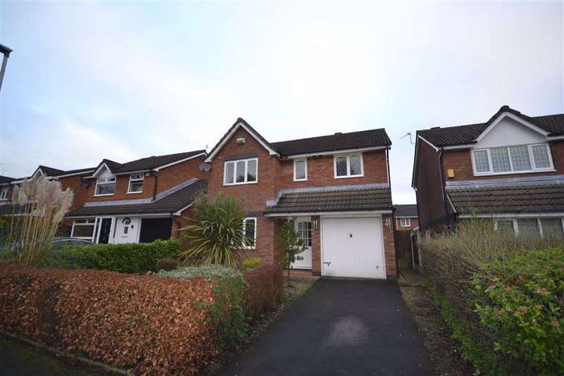 4 Bedrooms Detached House for sale in Willowbank, Radcliffe, M26