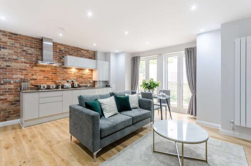 2 Bedrooms Flat for sale in Tessa Apartments, East Dulwich, SE22