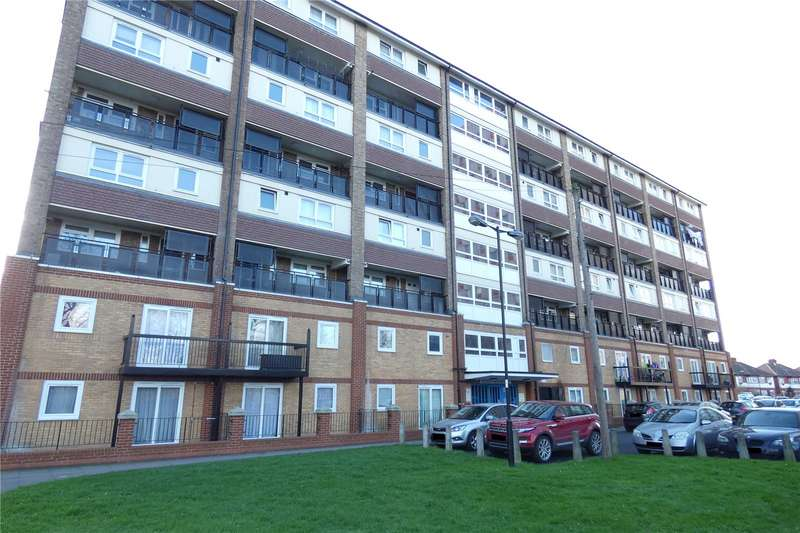 3 Bedrooms Property for sale in Hereford House, Cameron Close, London