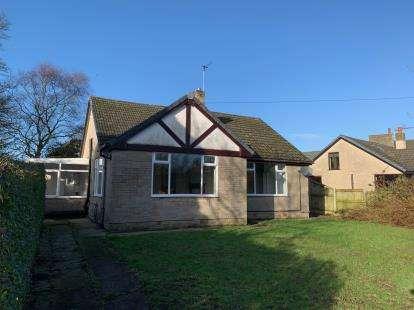 2 Bedrooms Bungalow for sale in Rectory Gardens, Cockerham, Lancaster, Lancashire, LA2