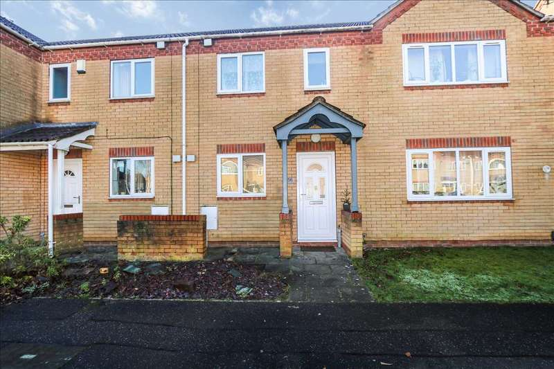 2 Bedrooms Terraced House for sale in Sixfield Close, Lincoln