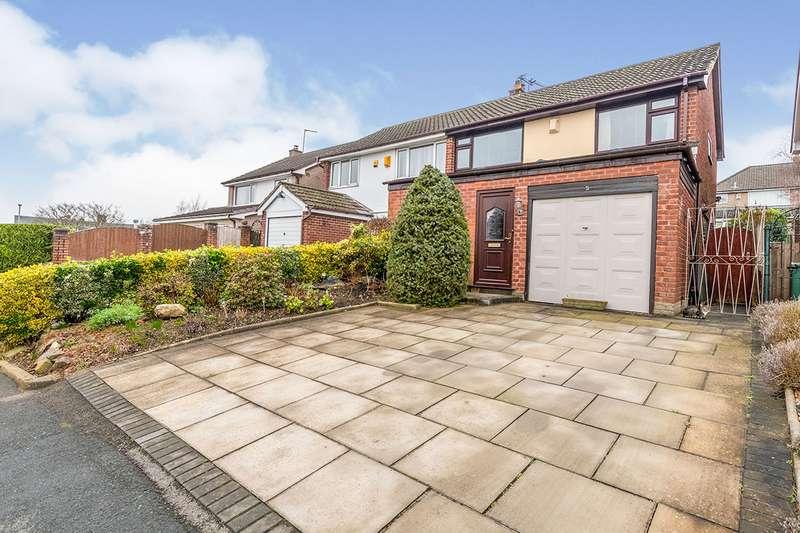 3 Bedrooms Semi Detached House for sale in Douglas Avenue, Billinge, Wigan, Merseyside, WN5