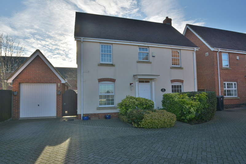 4 Bedrooms Detached House for sale in Mendham Lane, Harleston