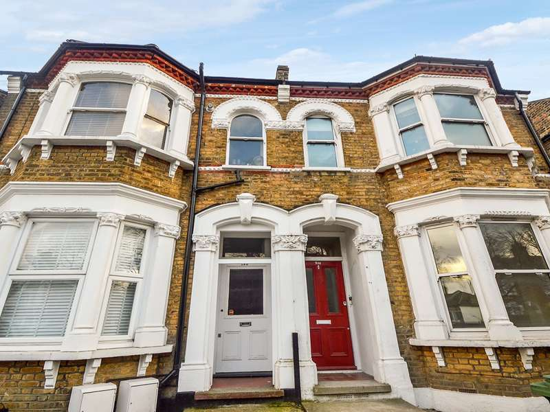 2 Bedrooms Flat for sale in Barry Road, Dulwich SE22