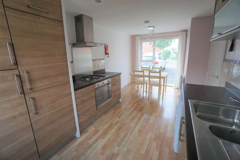 4 Bedrooms Semi Detached House for rent in Home Leas, Cheswick Village