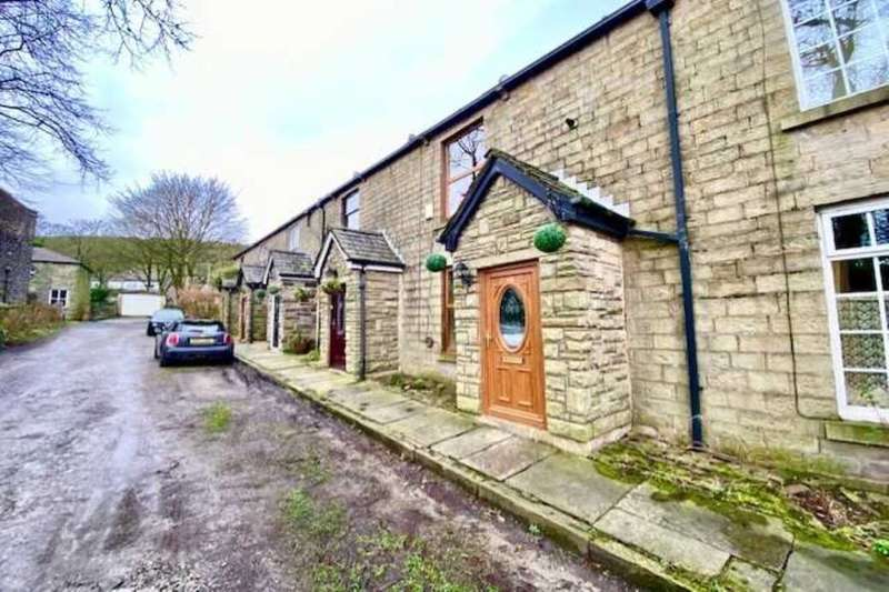 2 Bedrooms Terraced House for sale in Spodden Cottages, Whitworth, Rochdale, OL12