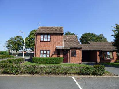 2 Bedrooms Retirement Property for sale in Primrose Way, Queniborough, Leicester, Leicestershire