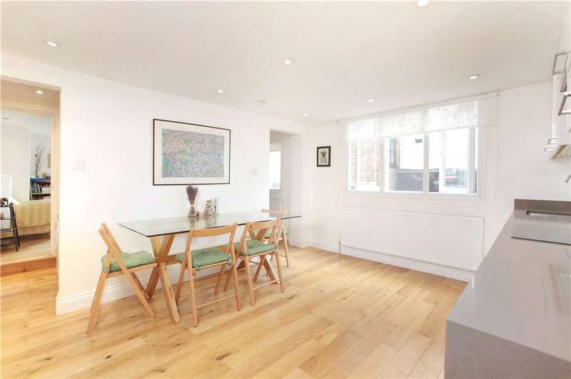 2 Bedrooms Flat for sale in Carpenters Place, Clapham, London, SW4