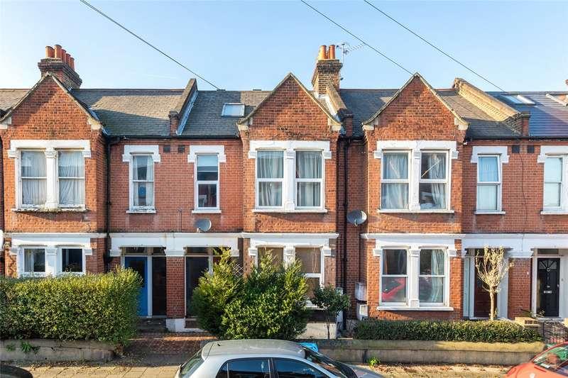 2 Bedrooms Maisonette Flat for sale in Boundary Road, London, SW19