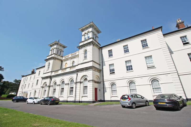 2 Bedrooms Apartment Flat for sale in Royal Victoria Country Park, Netley Abbey, Southampton, SO31 5GA
