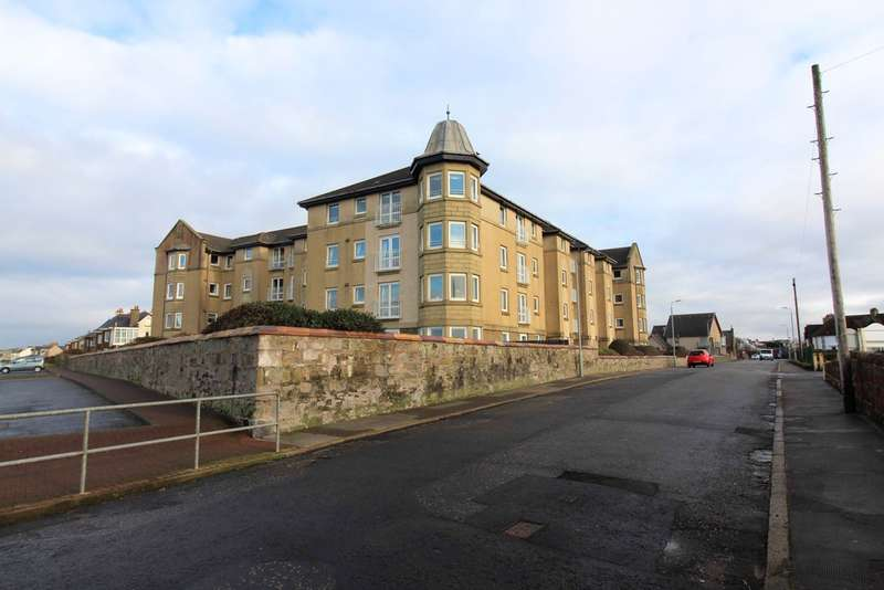 2 Bedrooms Flat for sale in Grangemuir Court, Prestwick, KA9