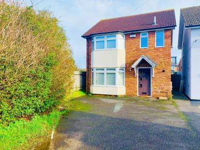 3 Bedrooms Detached House for sale in Rainham, Essex, .