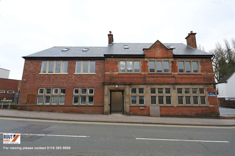 15 Bedrooms Semi Detached House for sale in Belvoir Road, Coalville, Leicester