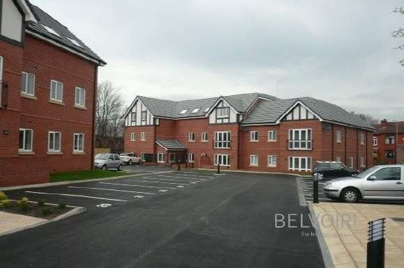 2 Bedrooms Apartment Flat for sale in Gemini Court,Walkden Ave
