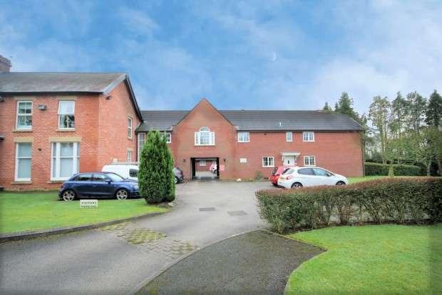 1 Bedroom Retirement Property for sale in Hollybank, Boys Lane, Preston, PR2