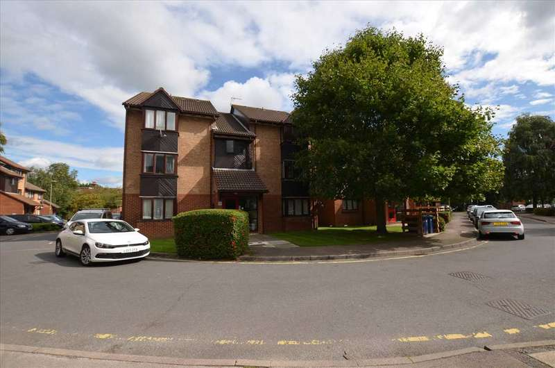 Studio Flat for sale in Pasteur Close, Colindale
