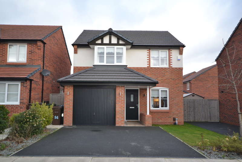 3 Bedrooms Detached House for sale in Longridge Drive, Liverpool, L30
