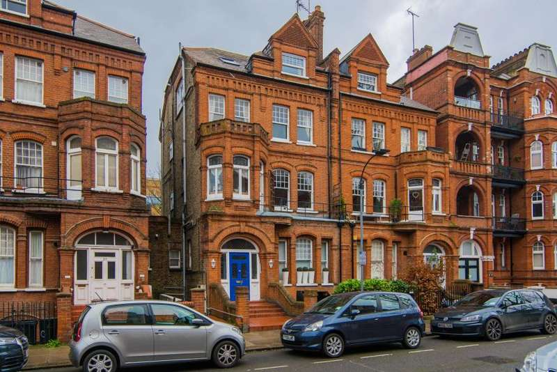 2 Bedrooms Apartment Flat for sale in Mornington Avenue