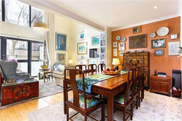 3 Bedrooms Flat for sale in Baltic Quay, 1 Sweden Gate, London