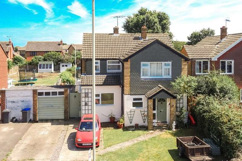 5 Bedrooms Detached House for sale in Reculver Road, Herne Bay