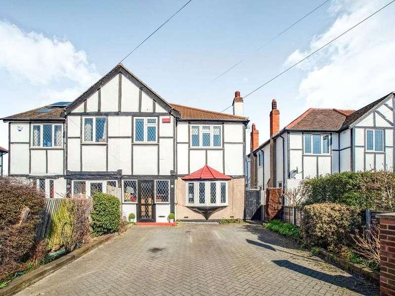 4 Bedrooms Semi Detached House for sale in Blendon Road, Bexley, Kent