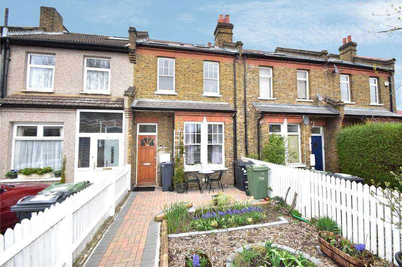 2 Bedrooms Apartment Flat for sale in Carnac Street, London