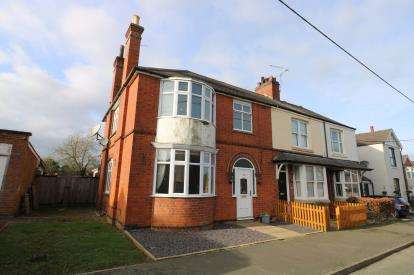4 Bedrooms Semi Detached House for sale in Gladstone Street, Kibworth Beauchamp, Leicester, Leicestershire