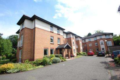 1 Bedroom Retirement Property for sale in Strawhill Court, 4 Strawhill Road, Clarkston, East Renfrewshire