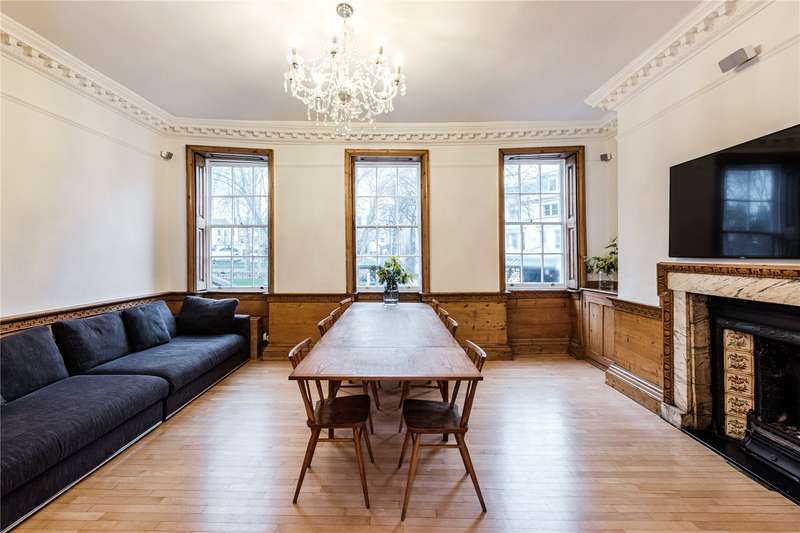 3 Bedrooms Flat for sale in Islington Green, London, N1