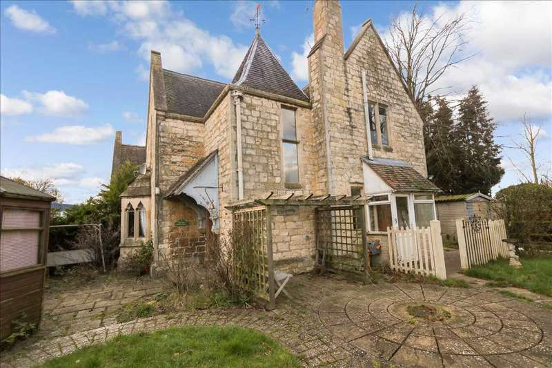 2 Bedrooms Semi Detached House for sale in The Old School House, Lower Church Road, Skellingthorpe, Lincoln