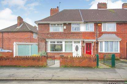 3 Bedrooms Semi Detached House for sale in Broadoak Road, Manchester, Greater Manchester