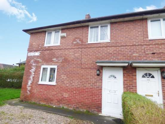 3 Bedrooms Semi Detached House for sale in Amesbury Road, Manchester, Greater Manchester, M9 6JF