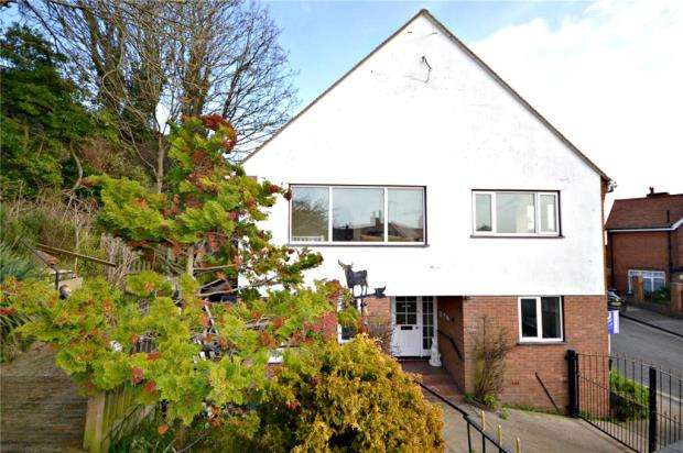 3 Bedrooms Detached House for sale in South Hill, Felixstowe, Suffolk