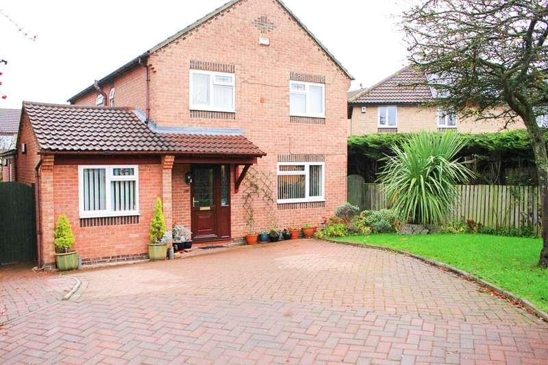 5 Bedrooms Detached House for sale in Rivergarth, Darlington