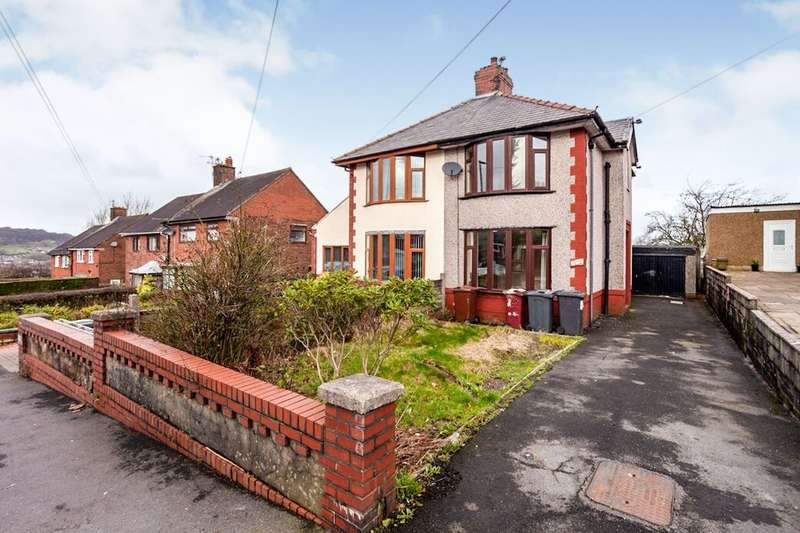 2 Bedrooms Semi Detached House for sale in Marsh House Lane, Darwen, BB3
