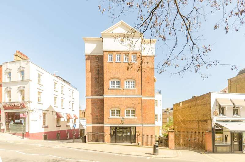 2 Bedrooms Flat for rent in New End, Hampstead, NW3